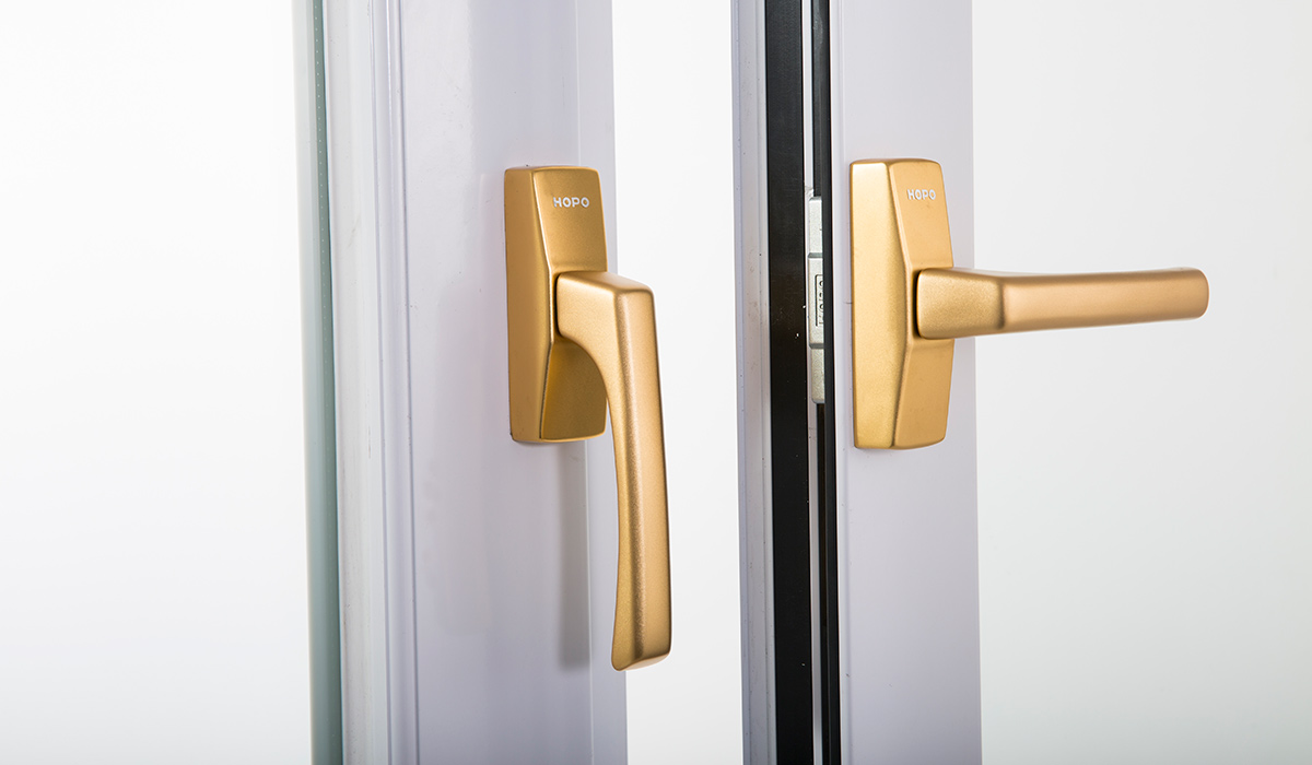 Tilt Turn Window Hardware : Door handle hinge window system hardware hopo inc